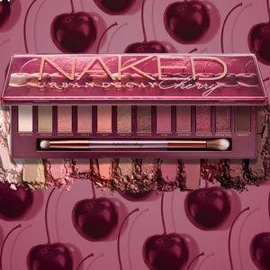 🍒BNIB 🍒 Urban Decay Naked Cherry Pallet